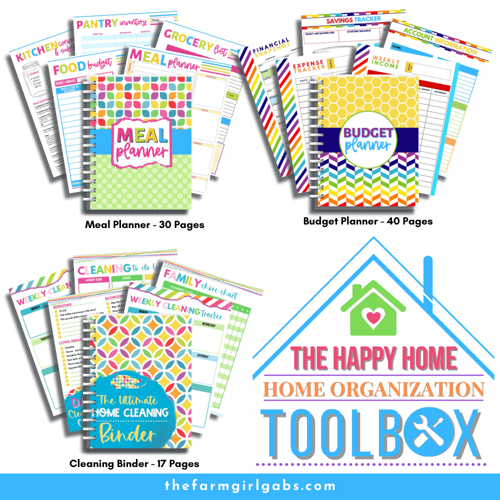 Happy Home Home Managment Toolbox