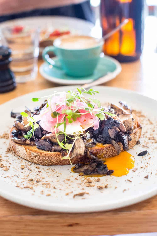 Barry's restaurant Melbourne
