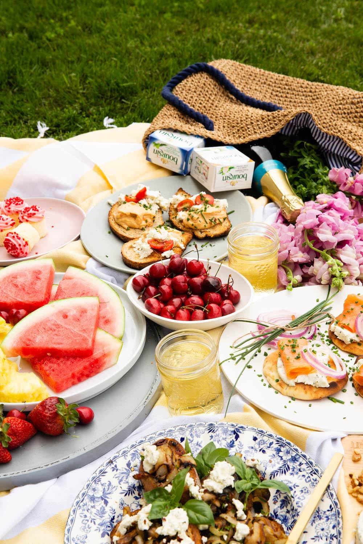 boursin picnic dialaskitche