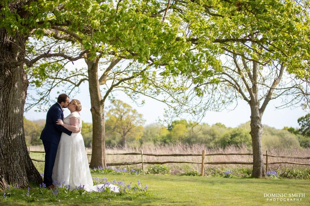 Wedding Couple photo at Hickstead Hotel 1