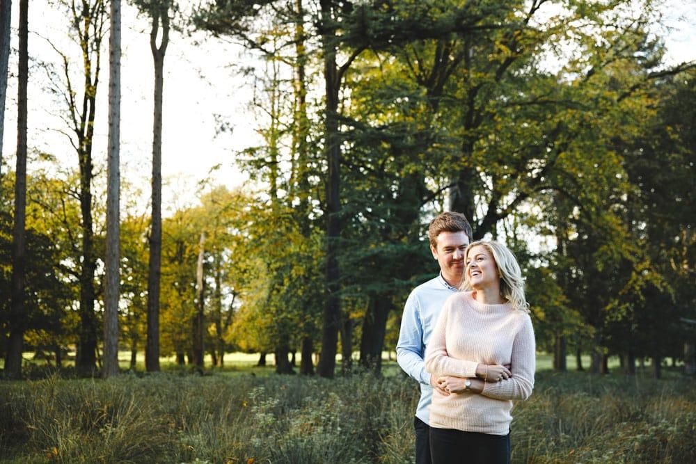 Carey + Andrew's Pre-Wedding Photoshoot