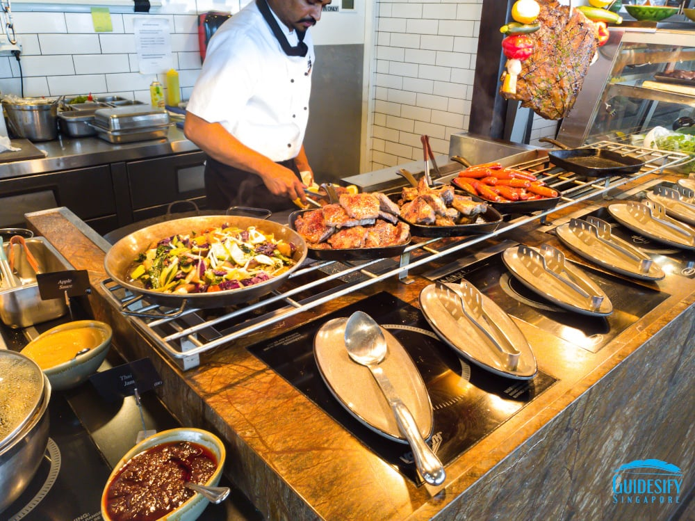 Meat selection Stratosfare