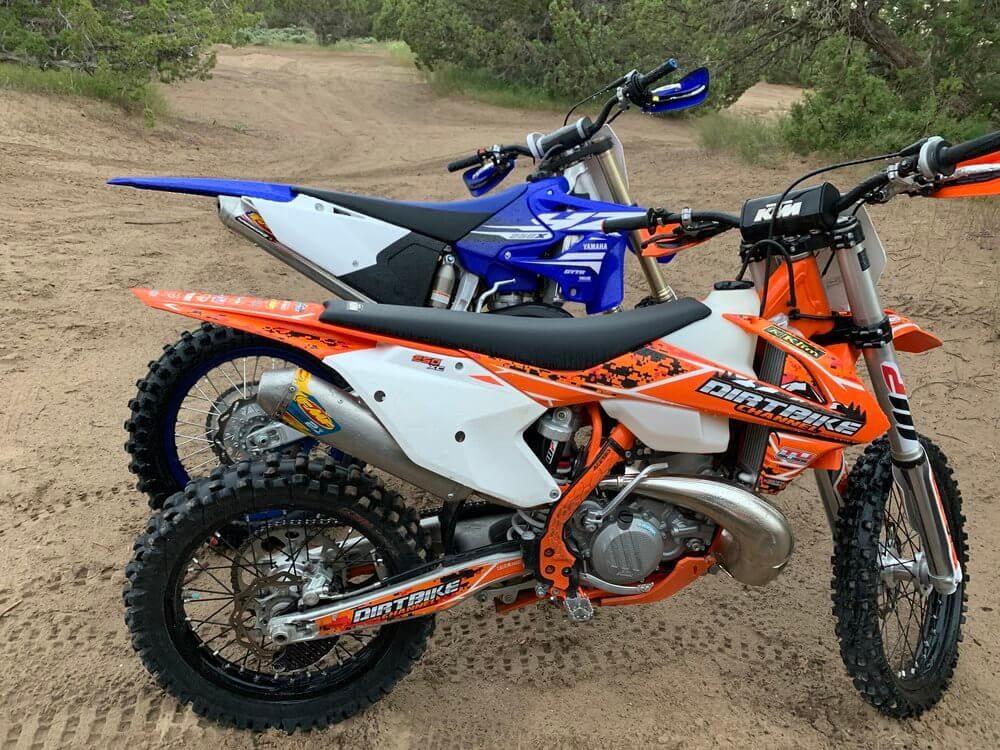 Dirt Bike Sam Sam Oldham dirt bikes