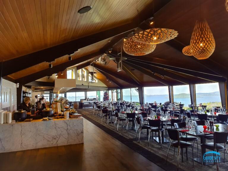 Stratosfare Restaurant Skyline