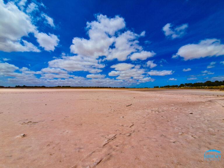 Lake-Bumbunga-South-Australia Eyre Peninsula