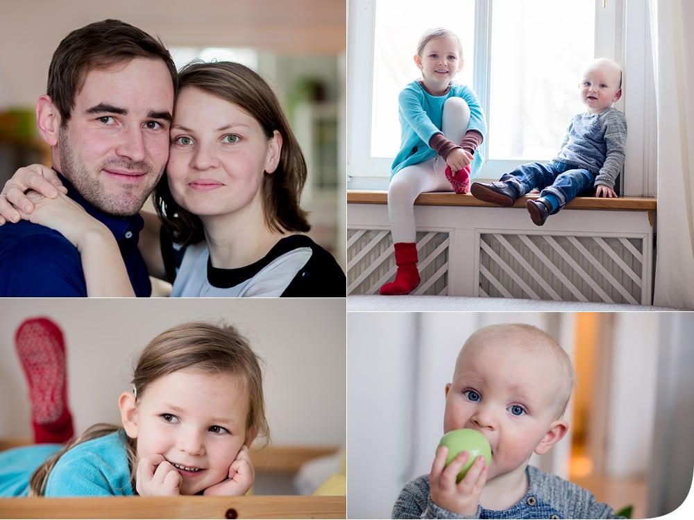 Familien Homeshooting Erfurt