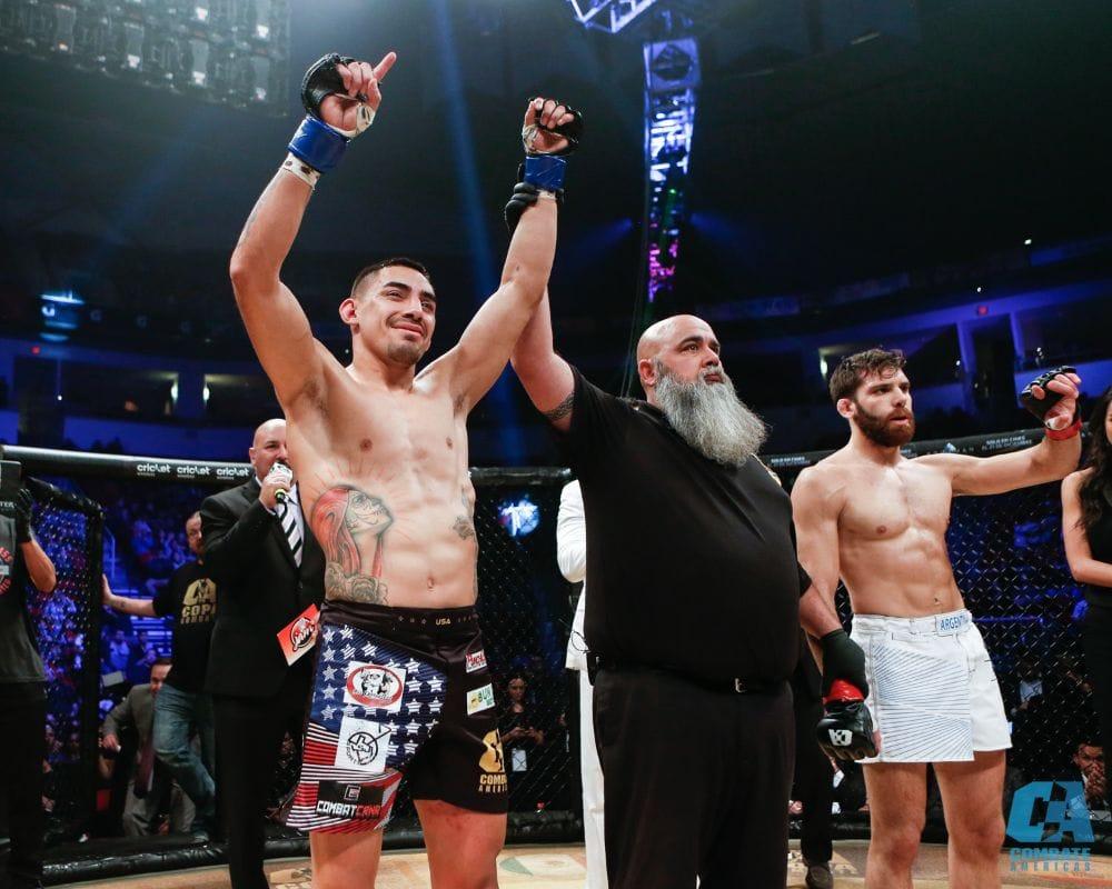 COMBATE AMERICAS ANNOUNCES - MMA Fight Radio