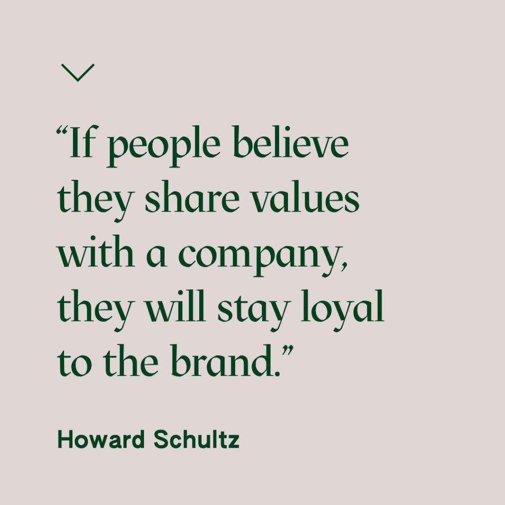 value marketing quotation