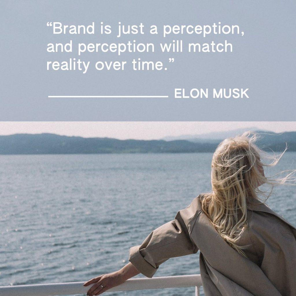 elon musk marketing quote