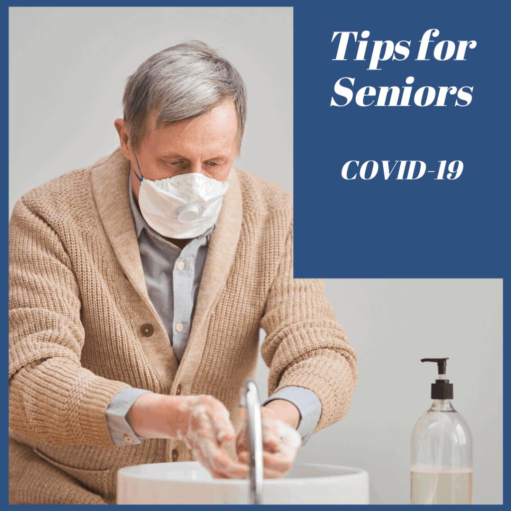 COVID-19 / Coronavirus Tips for Seniors
