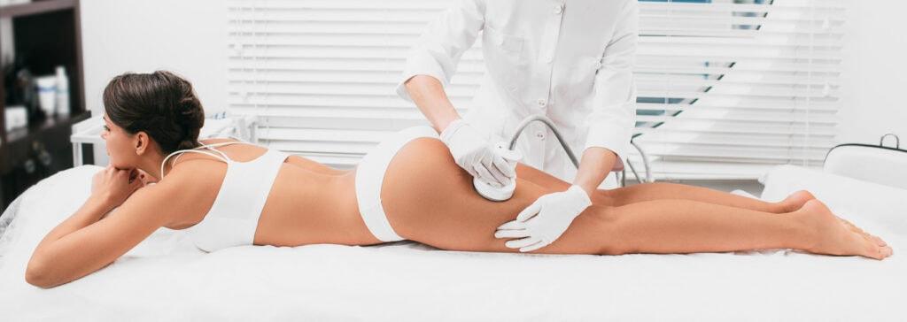 ULTRASCHALL LIPOLYSE, Fett Reduktion, Cellulite Behandlung, Haut straffen, abnehmen Hilfe, Körperbehandlung