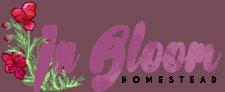 Florist In Bloom Homestead Logo Blaine, Washington Florist