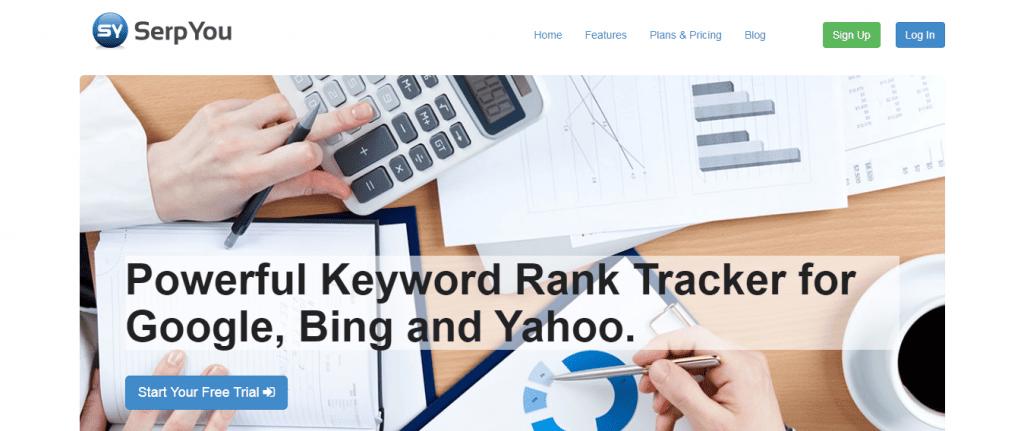 SerpYou - Keyword Rank Tracker