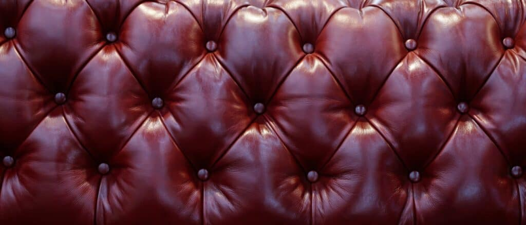 Types of Furniture Leather