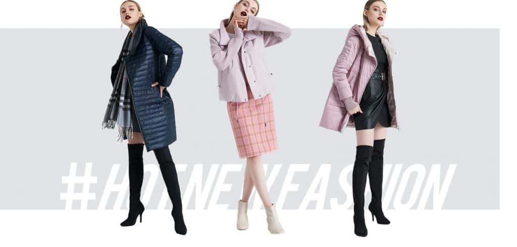 AliExpress Women Fashion Topshop Zara replica Summer miegofce 1 Best Cheap Ladies Officewear Causal wear Autumn Thick Jacket
