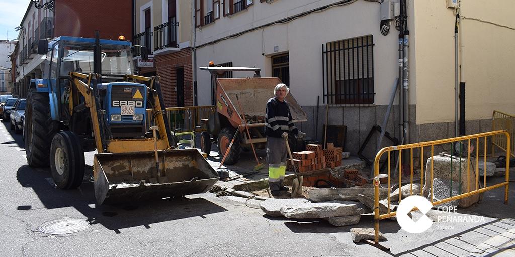 El Ayuntamiento ha emprendido obras para mejorar la accesibilidad.