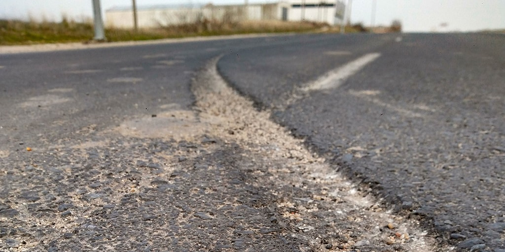 Peñaranda en Común denuncia las deficiencias de la N-501 meses después de su asfaltado