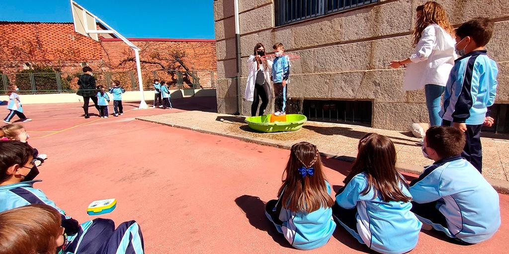 El Colegio La Encarnación despide el trimestre con diferentes actividades lúdicas y educativas