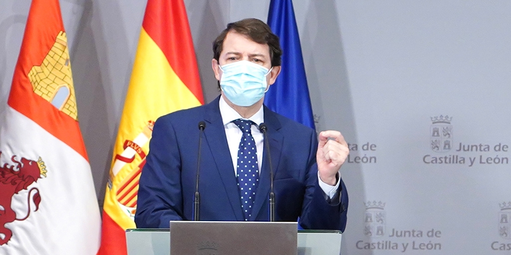 """Mañueco afirma que la Junta """"se ha adelantado"""" al objetivo de la PAC de """"rejuvenecer el campo"""""""