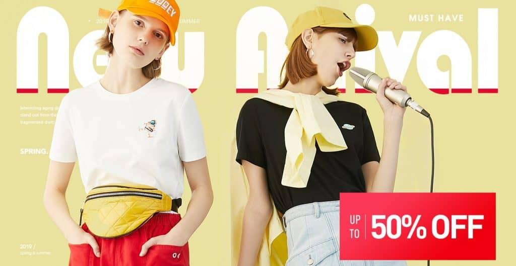 AliExpress Women Fashion Topshop Zara replica Summer toyouth 1 Best Cheap Students Teenagers Officewear Causal wear