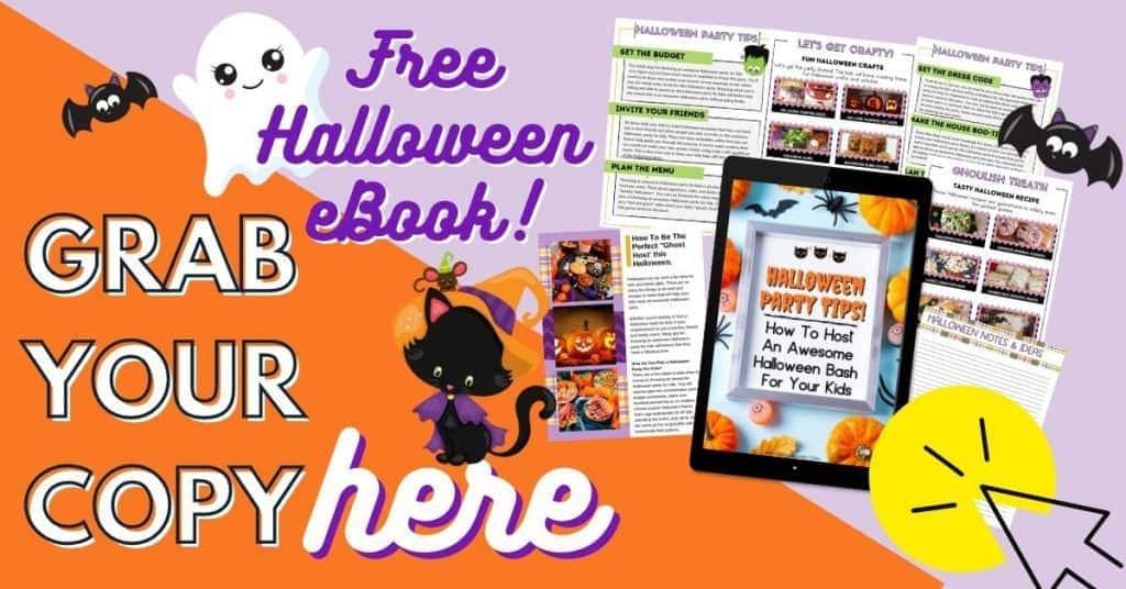 Halloween ebook Opt-in boxes