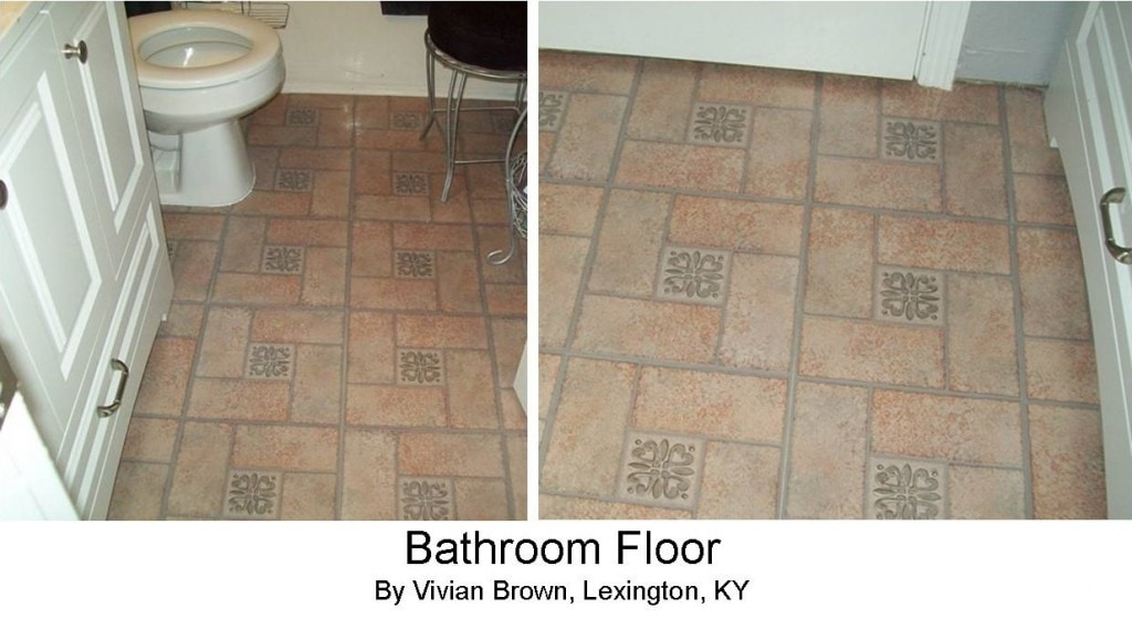 do it yourself peel and stick tile