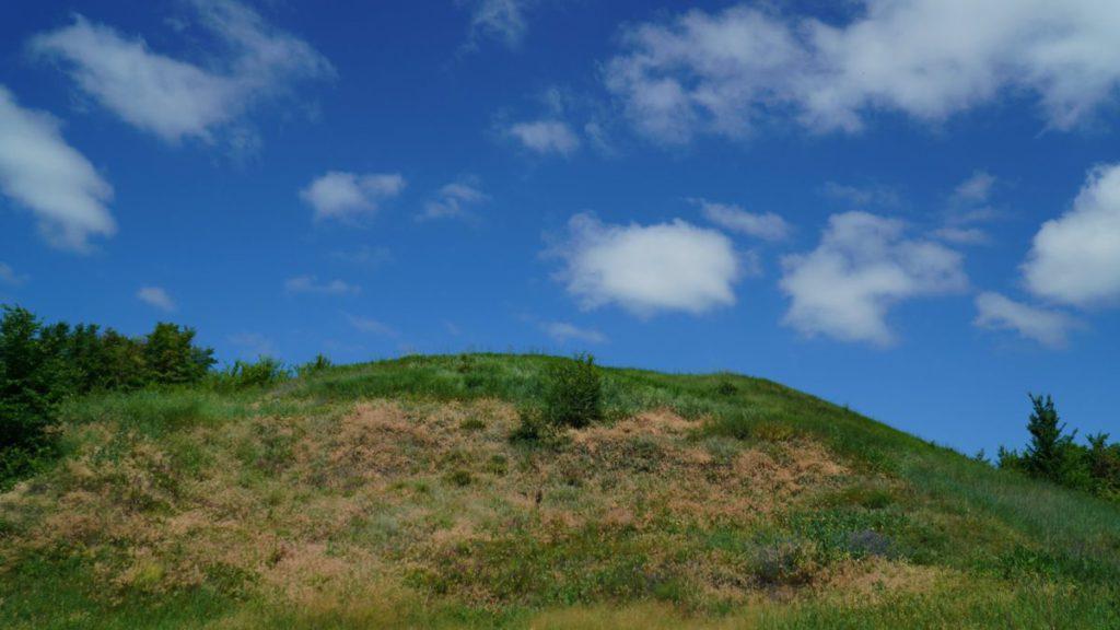 Огляд Глинського городища та його околиць