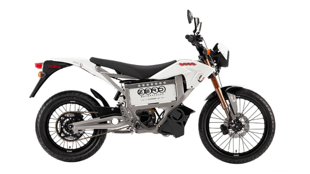 ZERO DSR is the Fastest Electric Dirt Bike
