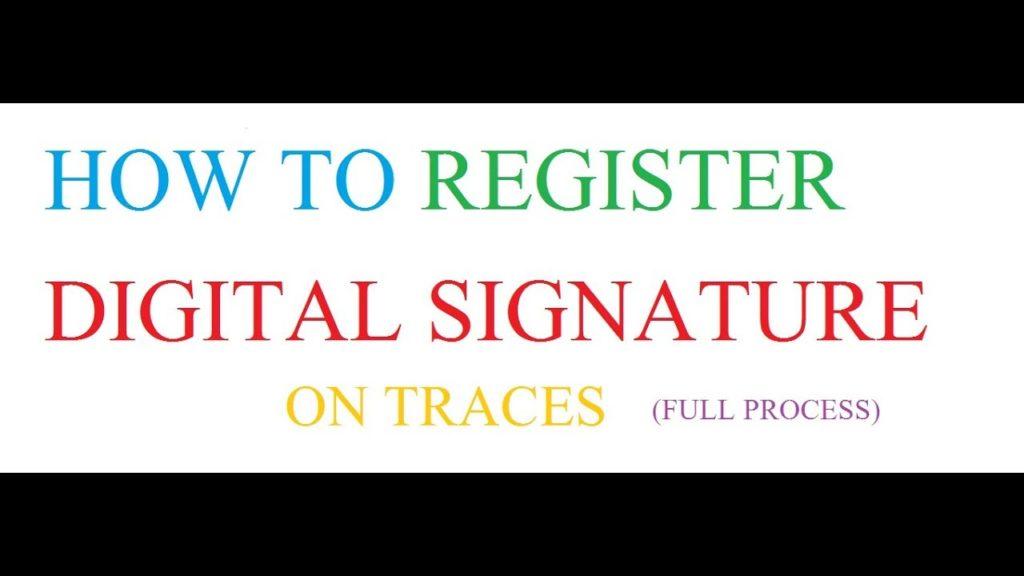 DSC register traces