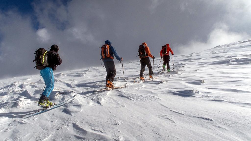 Ски туринг Мечит