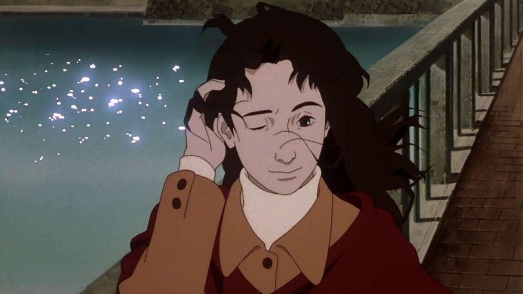 Nanami Anawa, la segunda caperucita roja del anime Jin-Roh