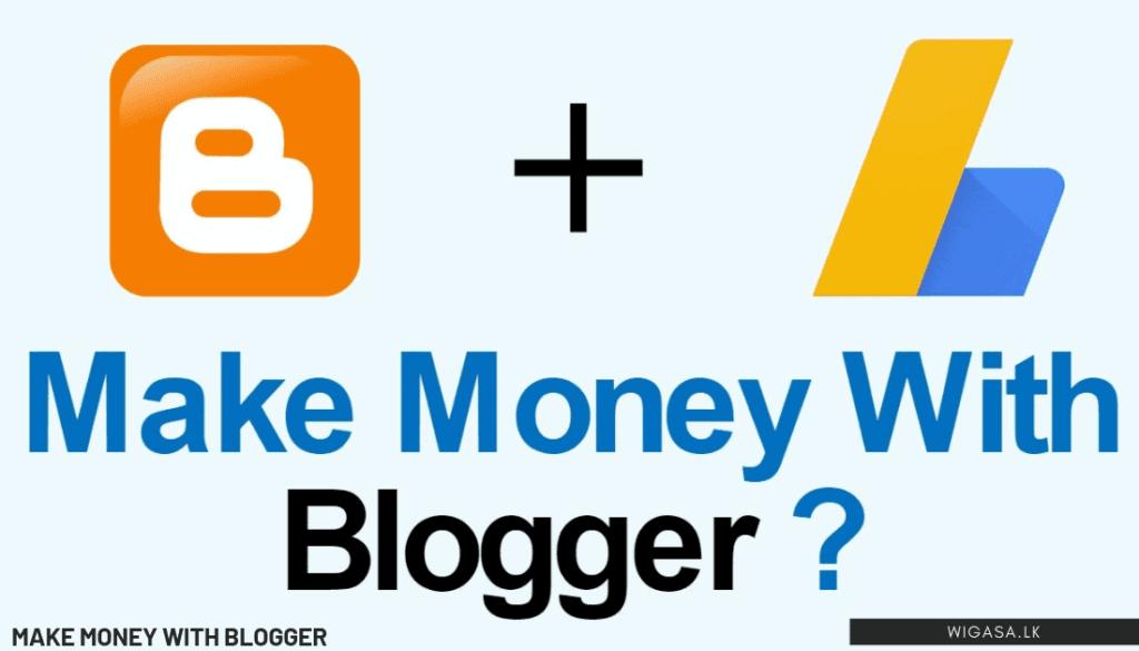 make-money-with-blogger