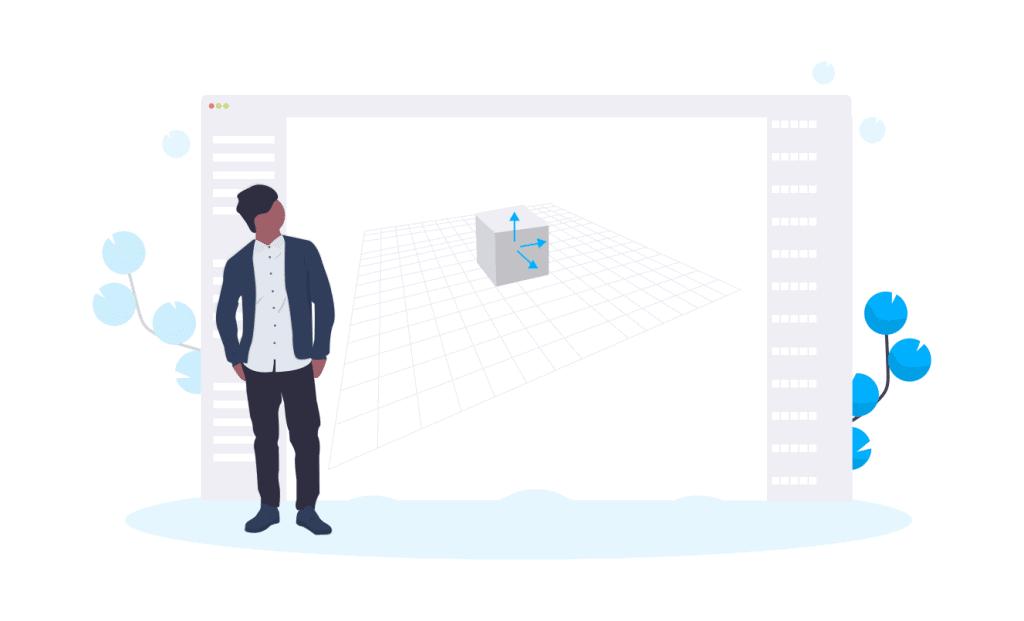 CAD-Modell zu 3D-Modell