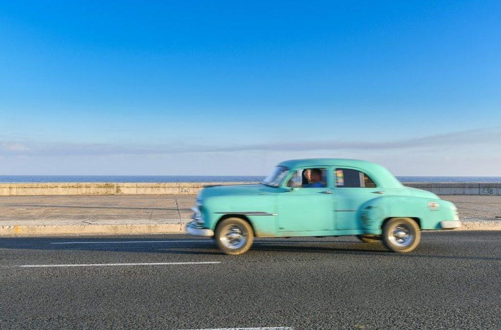 cuba auto storica all'Avana