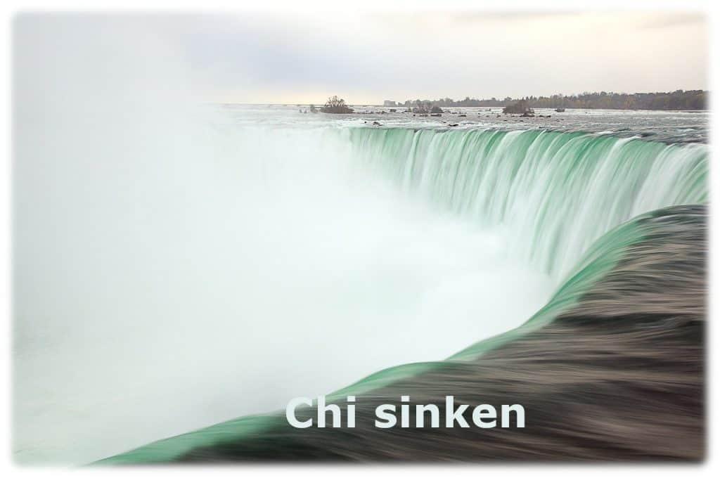 Chi sinken