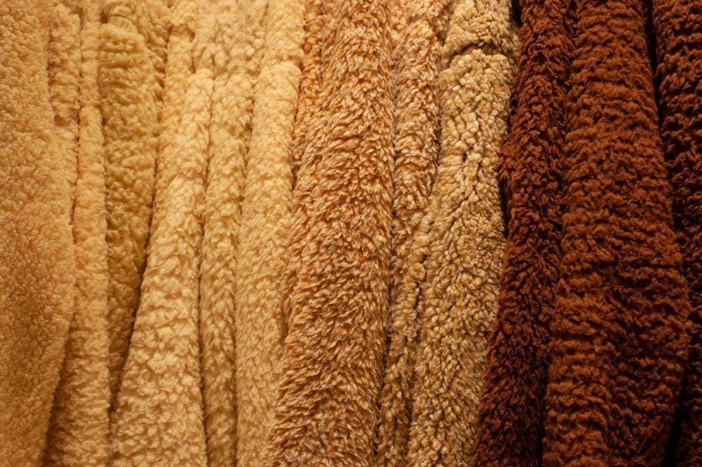 Frotteewäsche-Textilreinigung