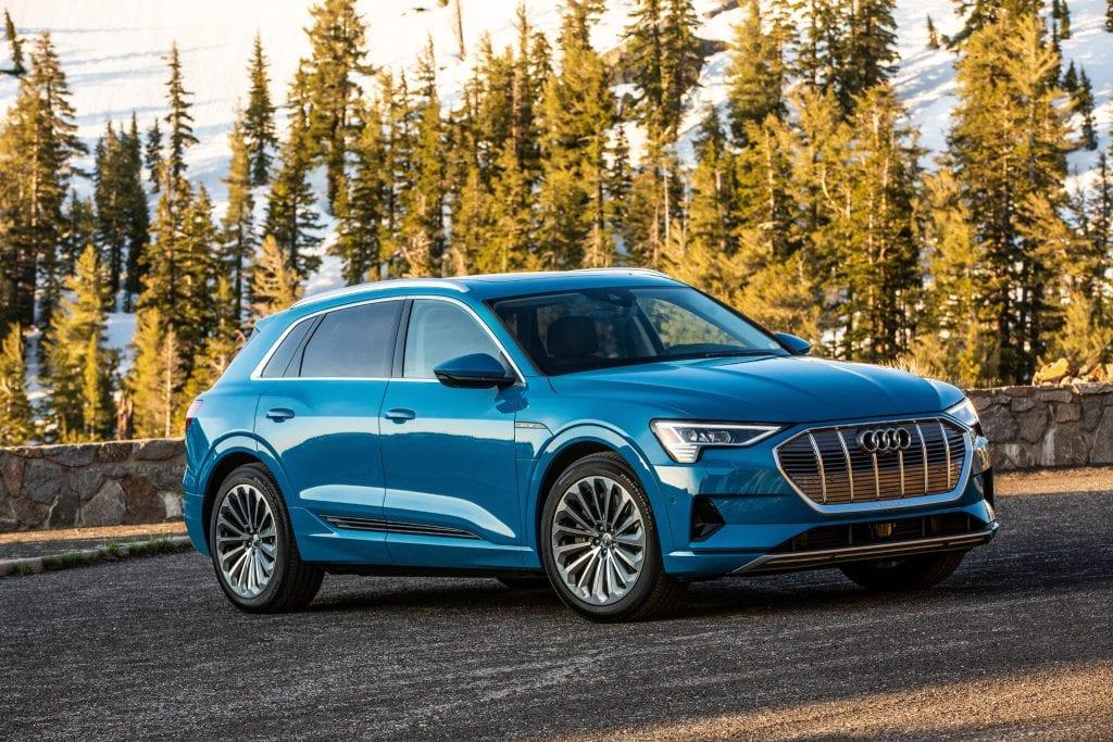 2019 Audi E-Tron Safest EV