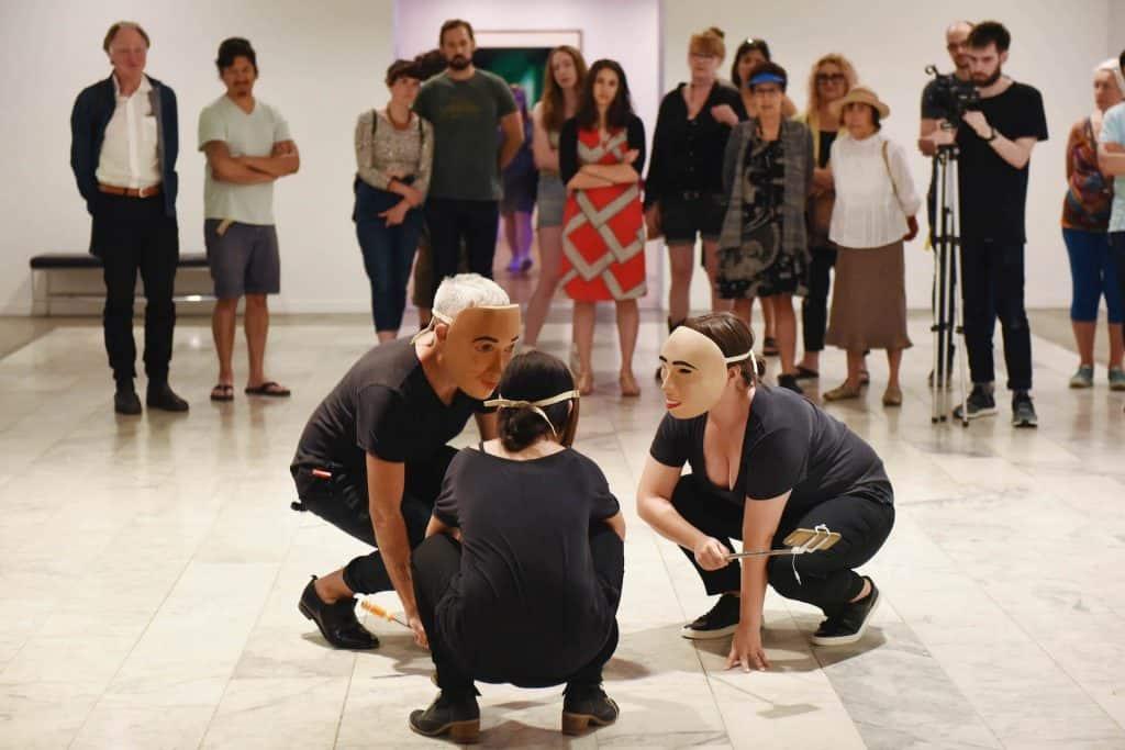 Ayumi Goto and Peter Morin: how do you carry the land? Ayumi Goto, Artist