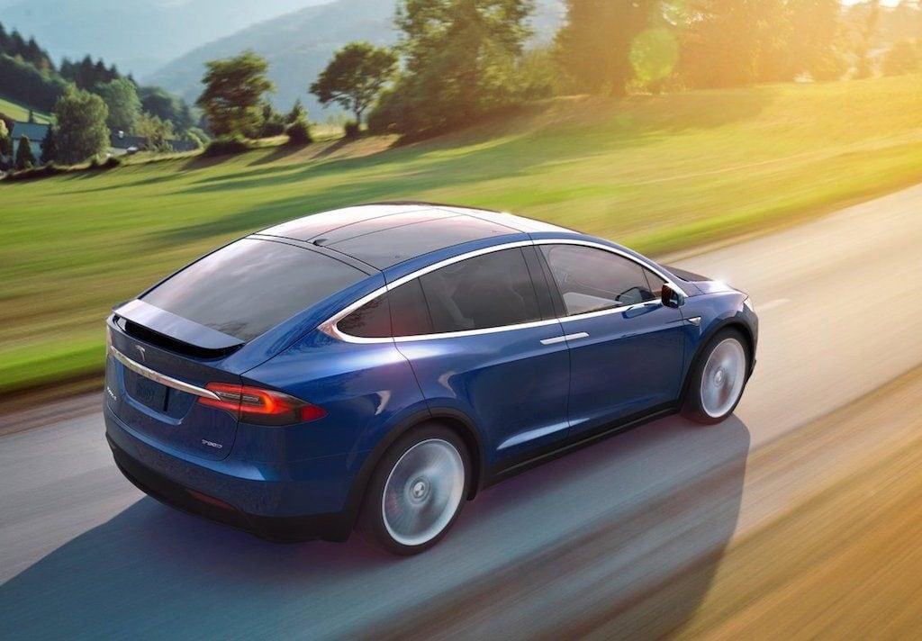 2019 Tesla Model X Safest EV