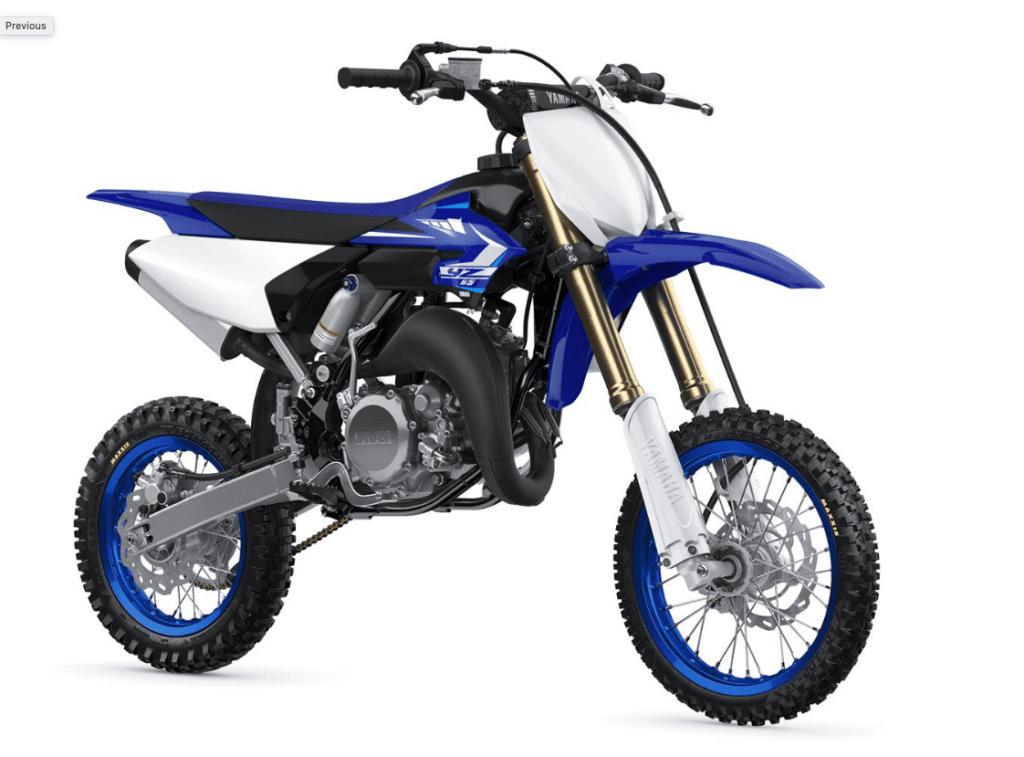 2020 Yamaha YZ65