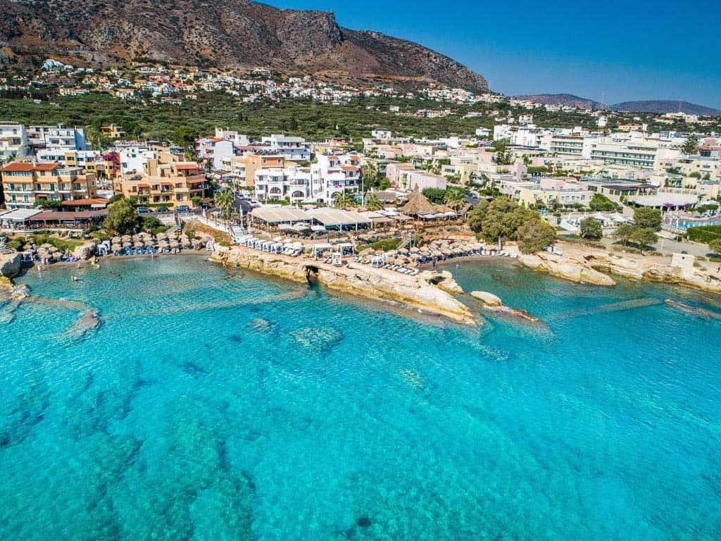 Spiagge gay a Creta