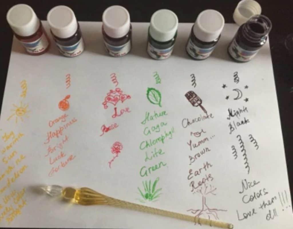 AliExpress MontBlanc Fountain Pen Replica Clone Alternative Cheap Ink 1