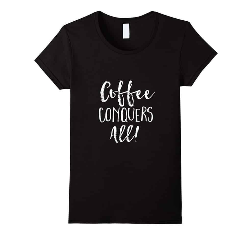Shop The Mercantile - Coffee Conquers