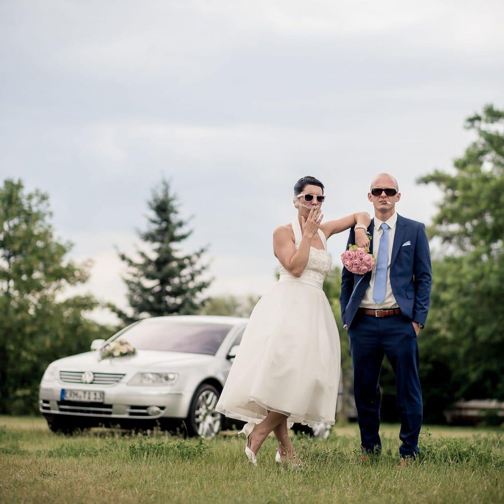 eins der coolsten Hochzeitsbilder die ich je in Erfurt gemacht habe