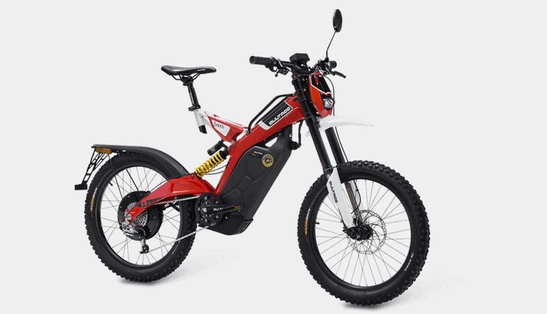 Bultaco Brinco R Electric Dirt Bike