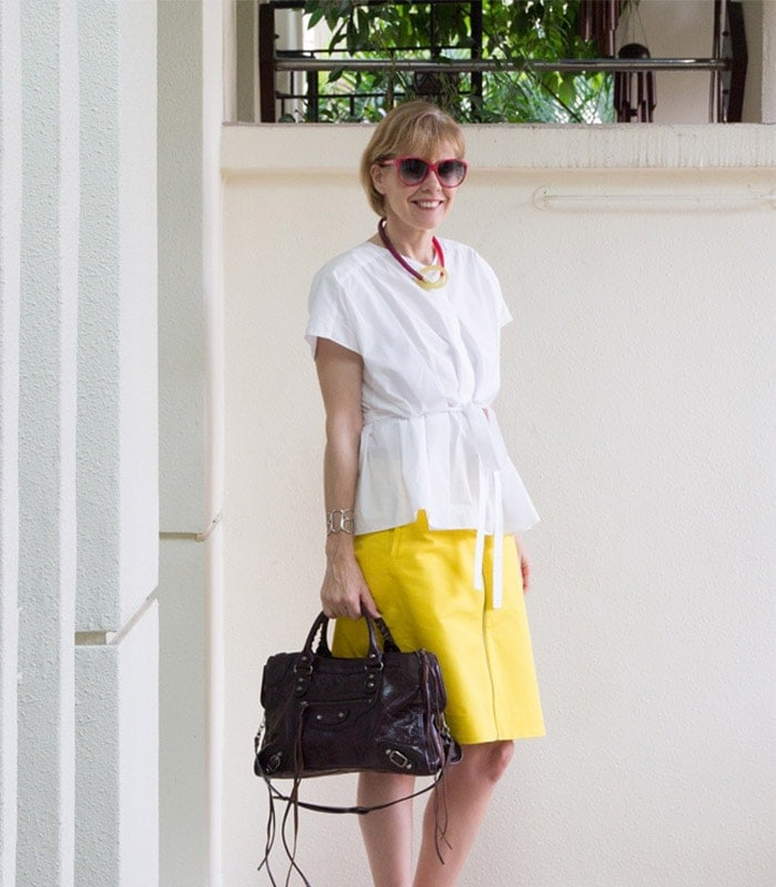 How small changes can have big impact on your overall silhouette!