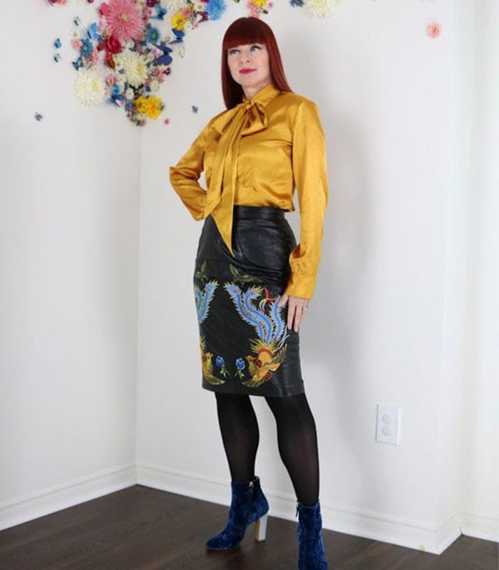 How to wear vintage – 5 tips to get you started!