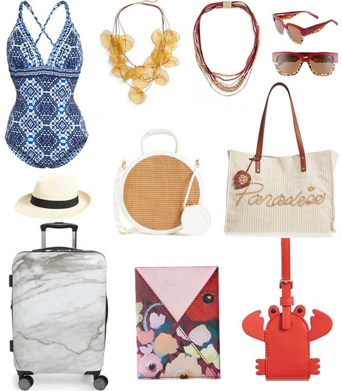 Travel light: 10 days in carry-on luggage