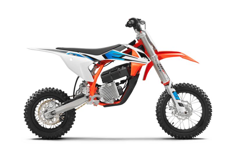 KTM Electric Dirt Bike