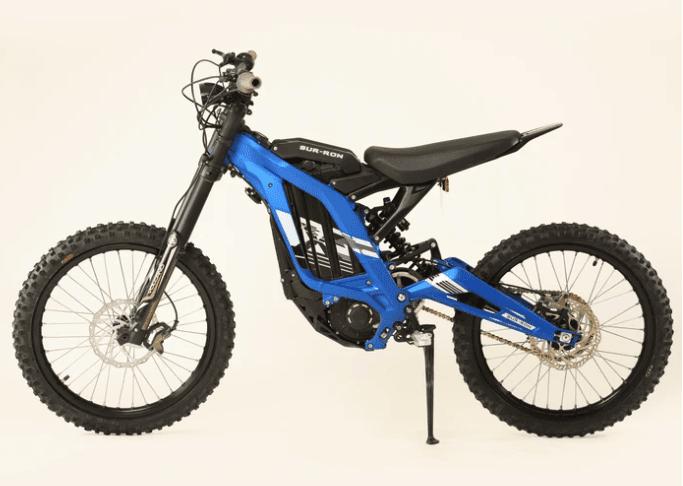 Sur Ron electric dirt bike